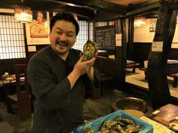 懐深き大将が出迎える、一番おいしい酒と魚。 「藩次郎」