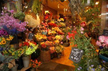 手に取りやすい工夫を凝らし、提案する「花のある毎日」を。「HANAKO」