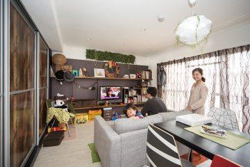 クリエイティブな環境が日々与える刺激、家族の成長と一緒に進化する住まい