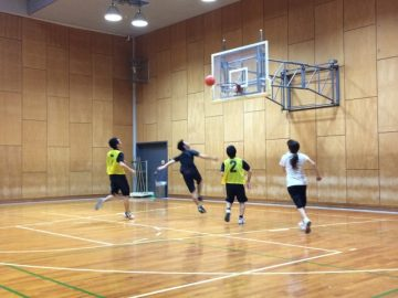 【エントリー受付中】 強豪女子バスケットボールチーム「富士通レッドウェーブ」 による中学生対象のバスケットボール教室開催!