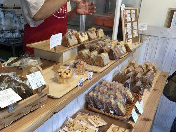 行ってきました! 『菓子工房 ichie』 一周年の「おめでとう」「ありがとう」がこもった味を買いに。