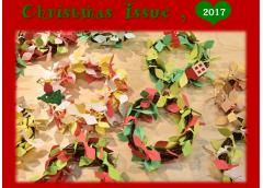 """【2017クリスマス特集】""""まちに開いた工房""""、中原工房でつくるオリジナル・リース"""