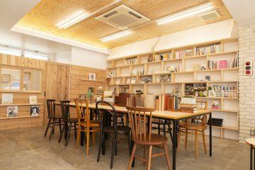 本、カフェ、雑貨にラジオスタジオまで?!Book&Cafe stand Shinjo Gekijoの新たな挑戦がスタート。